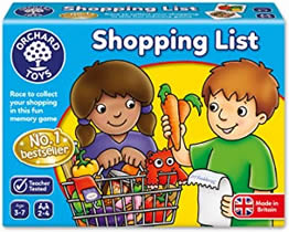 Amazon UK Preschool toys and games